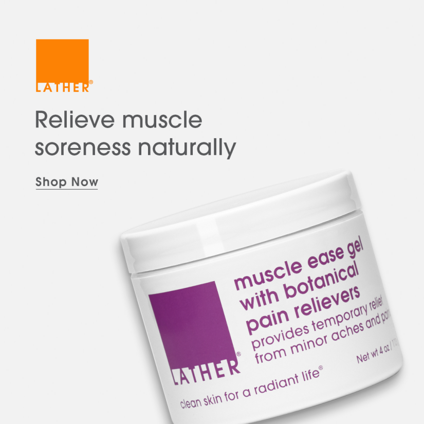 muscle ease gel with botanical pain relievers